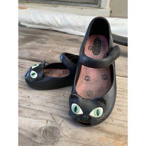 Mini Melissa Car Face Shoes